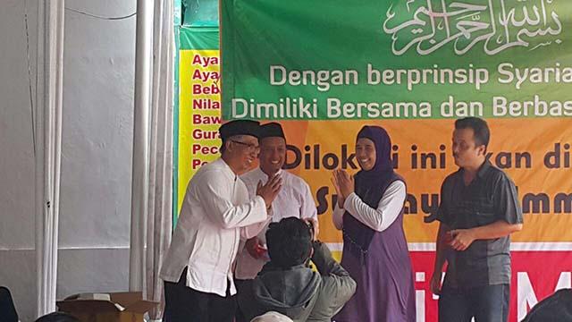 Peresmian KitaMart Cibatu Antapani Bandung